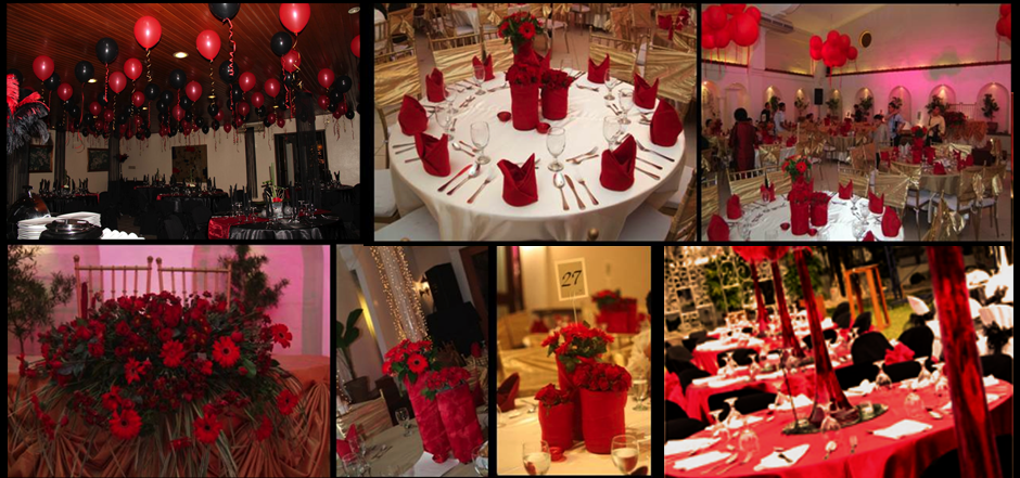 Some of our catering events…